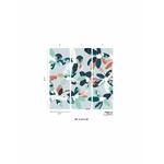 fresque-blossom-4-0556 Bleu ciel