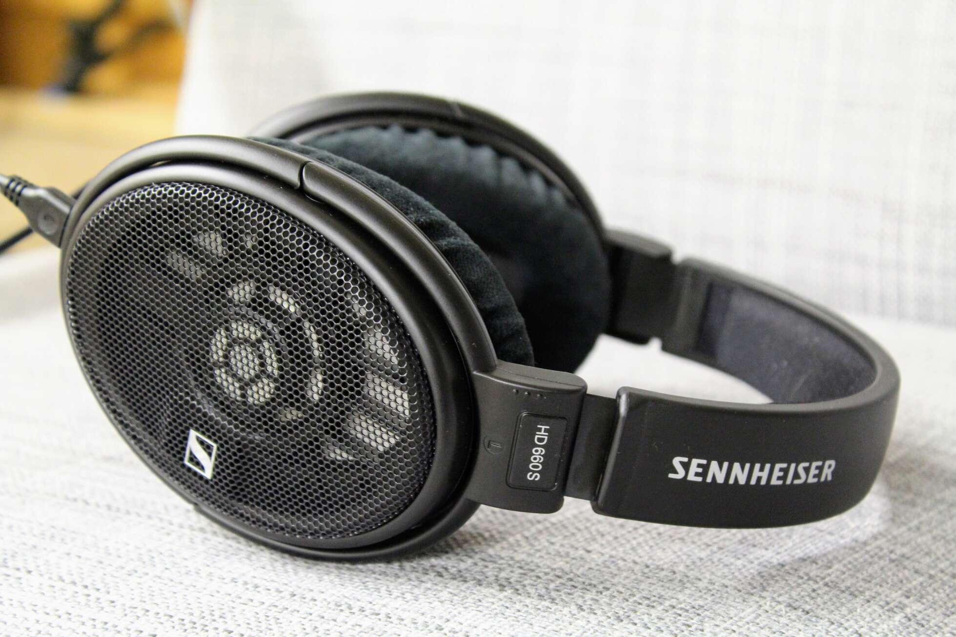 Sennheiser HD660S Modèle présentation