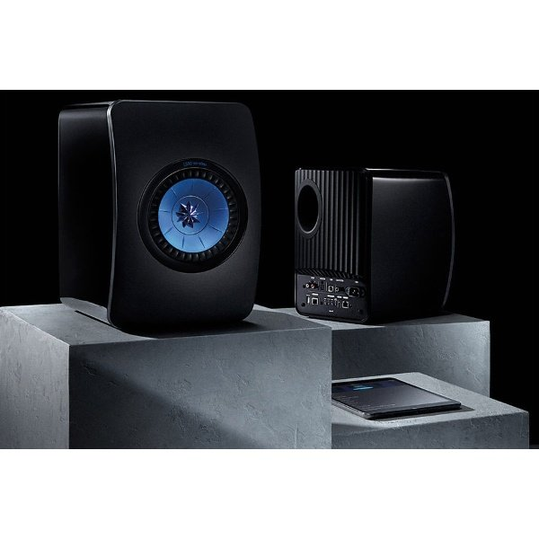Kef, LS50 Wireless (la paire) *Expo, fin de série