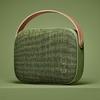 vifa-helsinki-speaker-willow-green-on-willow-green-background