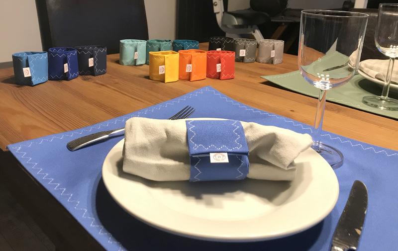 ROND DE SERVIETTE DE TABLE