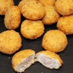 Nuggets au poulet composition