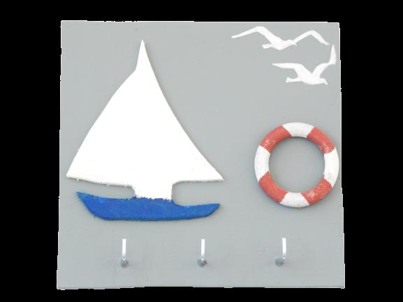 porte clef bord de mer