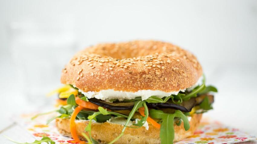bagel-vegetarien