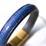 Crivellaro-Bracelet-Croco-Bleu-Femme-4