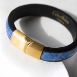 Crivellaro-Bracelet-Croco-Bleu-Clair-Femme-2