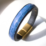 Crivellaro-Bracelet-Croco-Bleu-Clair-Femme-1