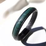 Crivellaro-Bracelet-Croco-Vert-Fonce-Homme-1