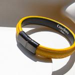 Crivellaro-Bracelets-galuchat-jaune-1