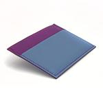 Crivellaro-portes-cartes-SLIM-Bleu-Violet-5