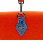 Crivellaro-Pochette-Lilly-Orange-bleu-4