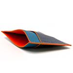 Crivellaro-Porte-carte-autruche-bleu-orange-2