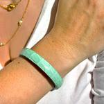Crivellaro-Bracelet-Croco-turquoise-2