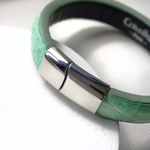 Crivellaro-Bracelet-Croco-turquoise-4