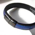 Crivellaro-Bracelet-Croco-Bleu-Homme-3