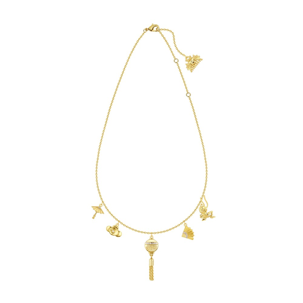 Collier Charms Mulan