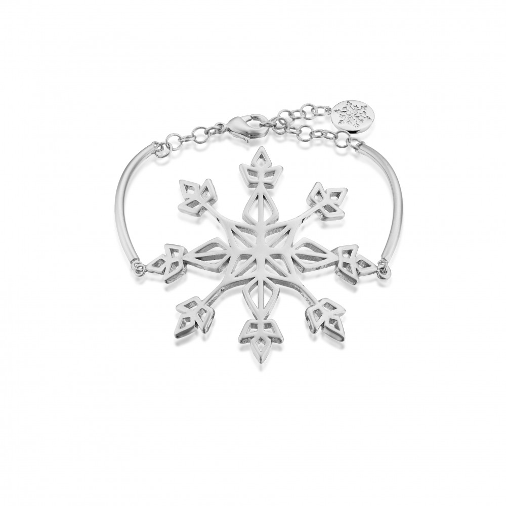 Bracelet Flocon La Reine des Neiges 2