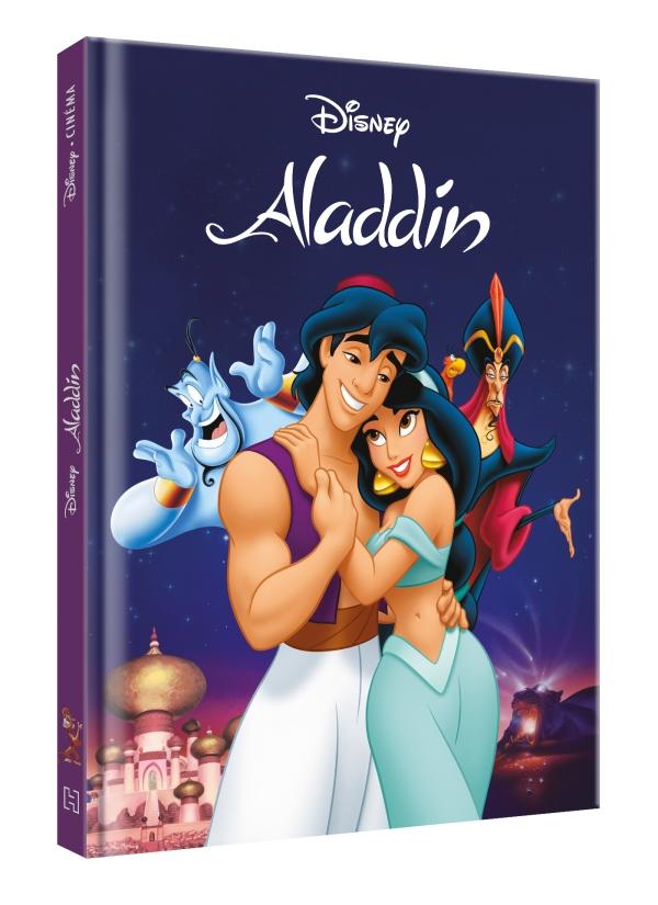 Aladdin Disney Cinéma - L\'histoire du film
