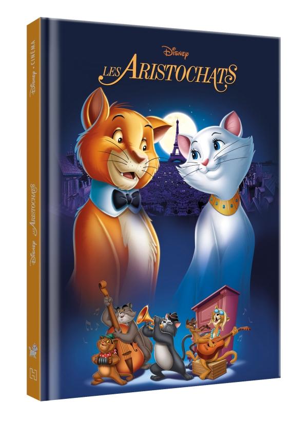 Les Aristochats Disney Cinéma - L\'histoire du film