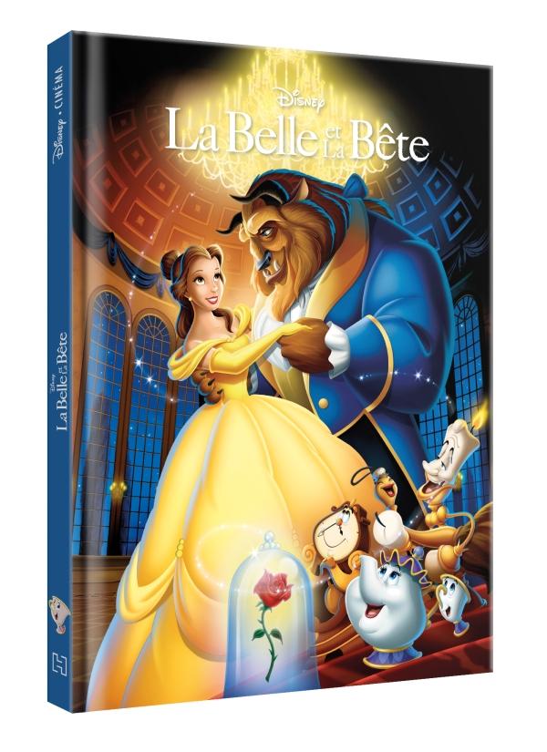 La Belle et la Bête Disney Cinéma - L\'histoire du film