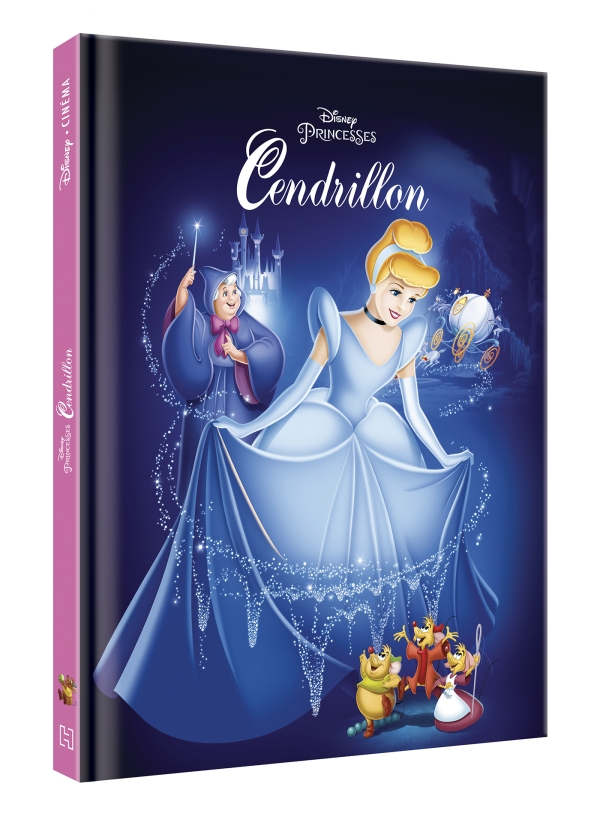 Cendrillon Disney Cinéma - L\'histoire du film