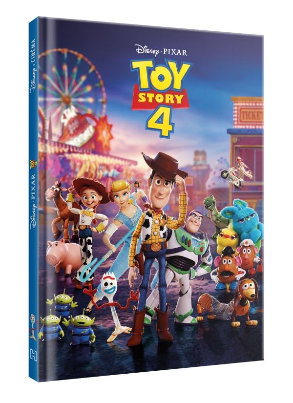 Toy Story 4 Disney Cinéma - L\'histoire du film