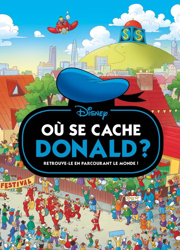 Où se cache Donald?