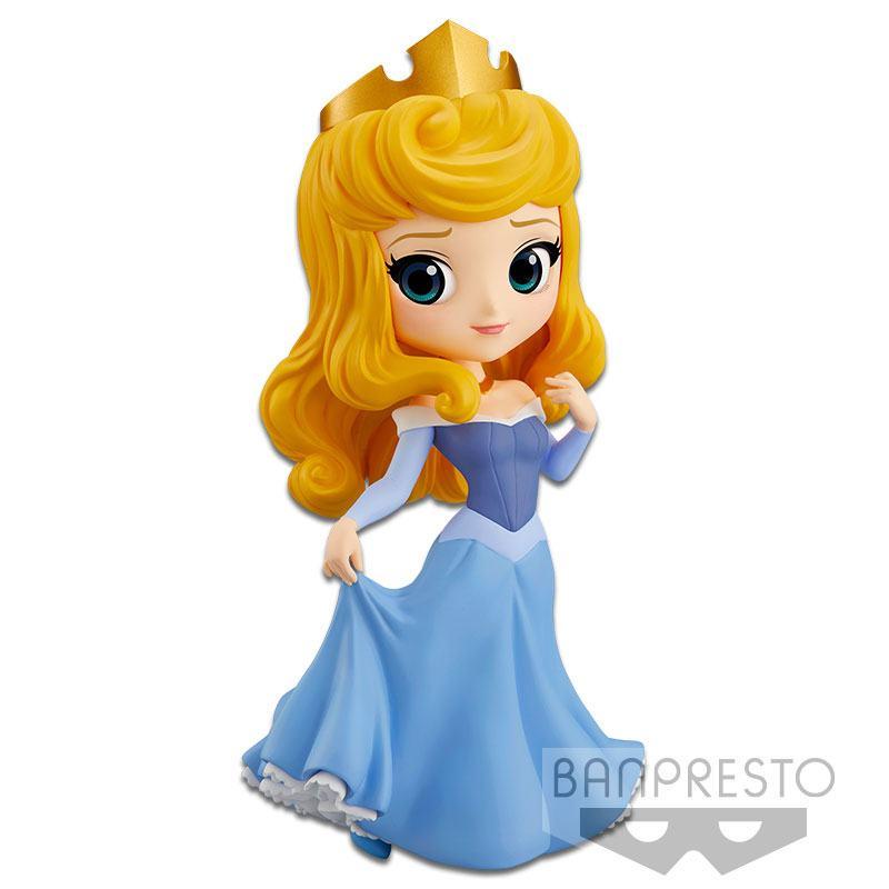 Princesse Aurore Robe bleue 14cm