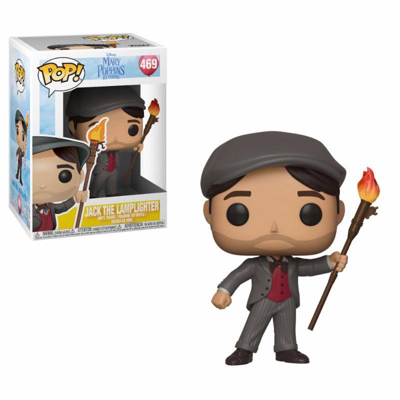 Mary Poppins POP! Disney Vinyl figurine Jack the Lamplighter 9 cm
