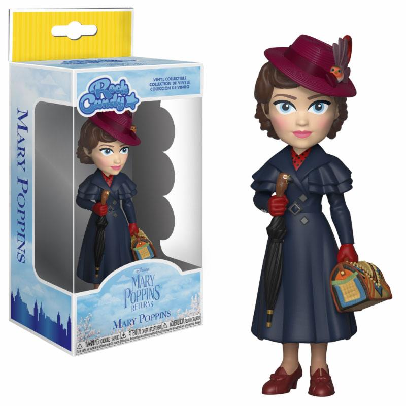 Mary Poppins Rock Candy Vinyl Figurine Mary 13 cm