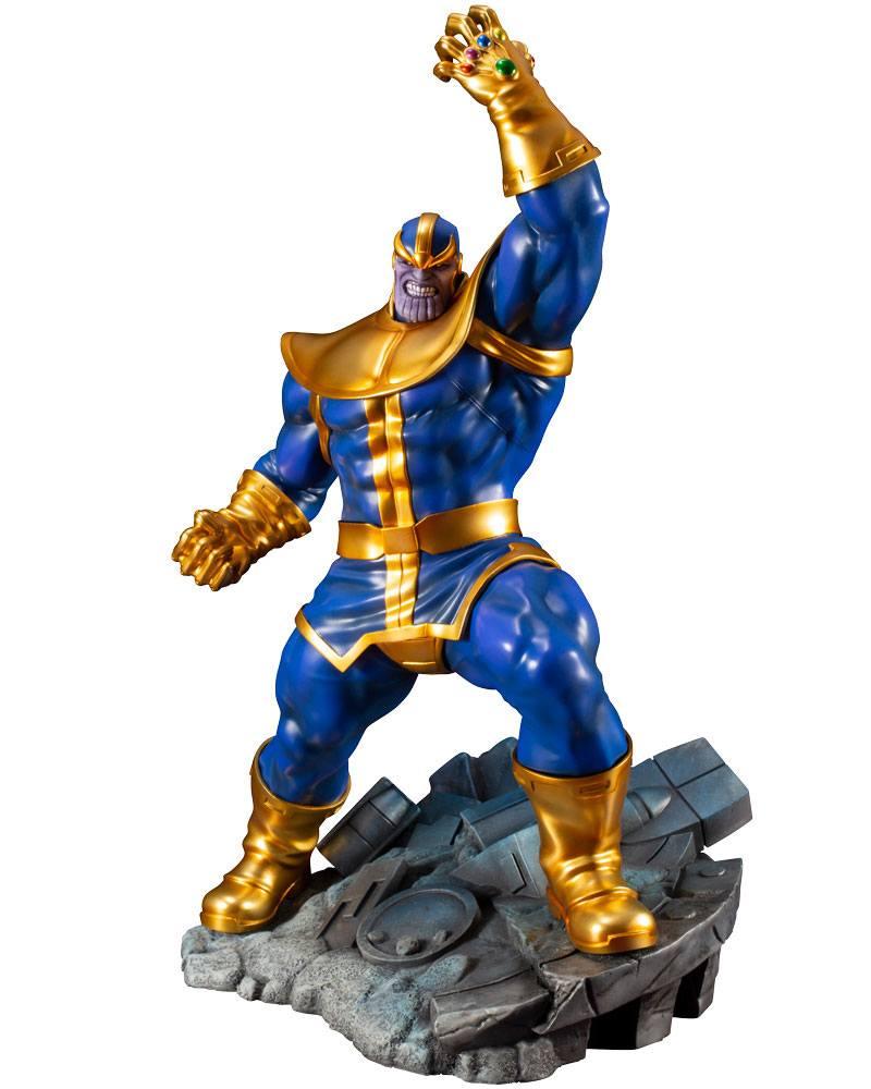 Marvel Universe Avengers Series statuette PVC ARTFX+ 1/10 Thanos 28 cm