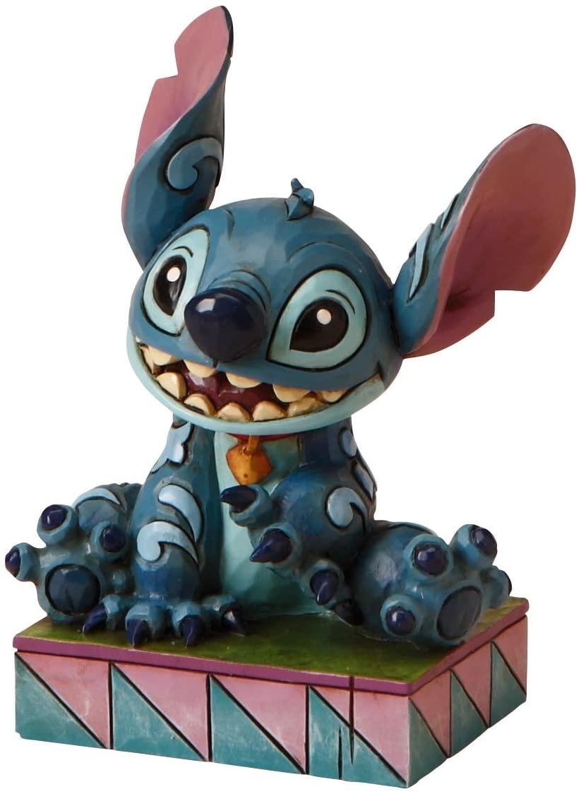 Disney Traditions Stitch Ohana means Family