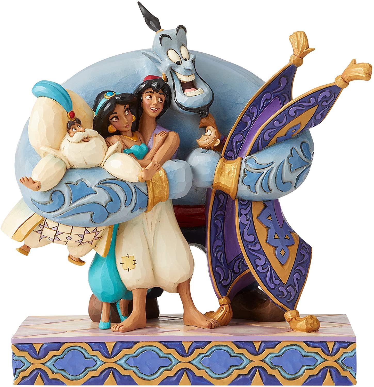 Disney Traditions Aladdin Hug