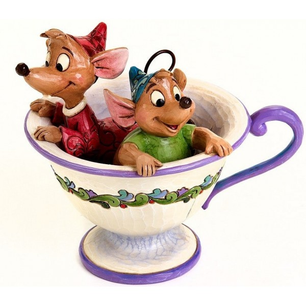 Disney Traditions Jaq & Gus