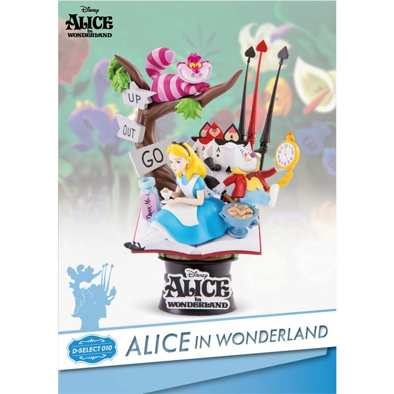 Disney - D-Select Alice au pays des merveilles