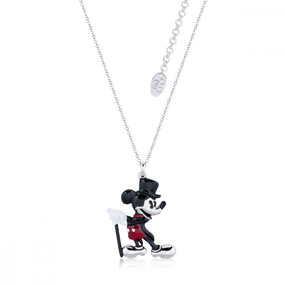 Collier Mickey 90 ans