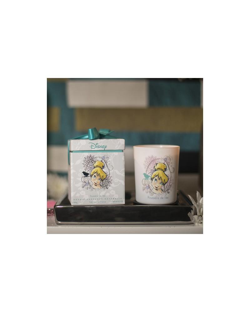 Bougie végétale parfumée - Fée Clochette