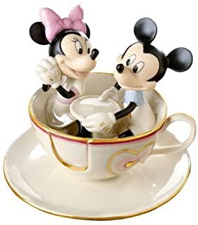 Lenox Disney - Mickey & Minnie dans une tasse