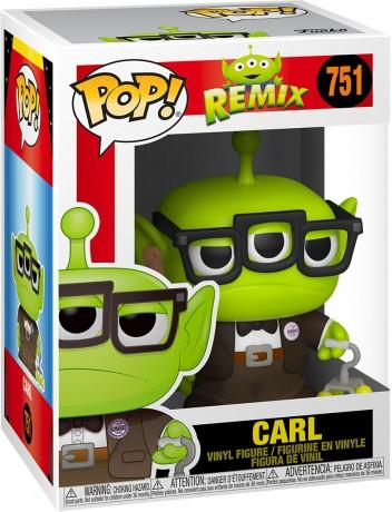 POP - Lot de 4 POP Alien Remix