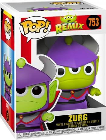 POP 753 - Alien Remix Zurg