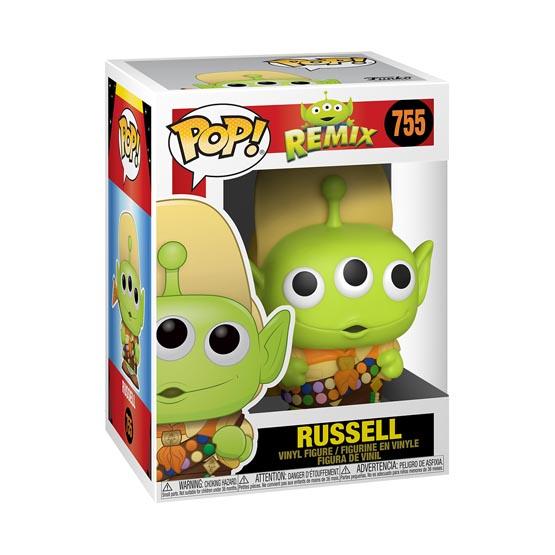 POP 755 - Alien Remix Russel