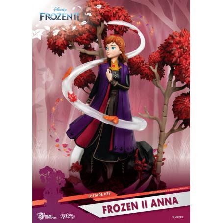 Disney - Diorama D-Sélect Anna Frozen 2