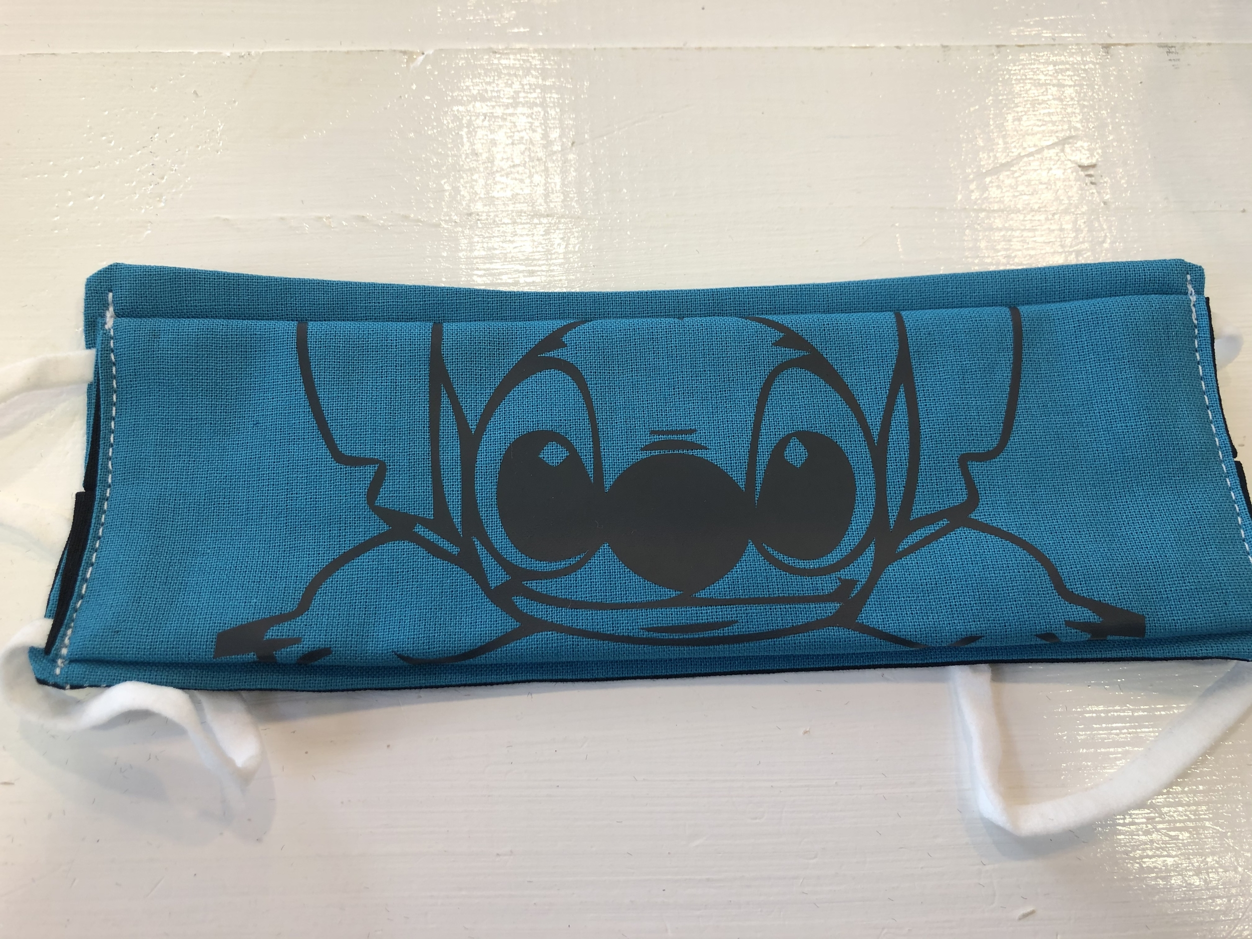 Masque adulte tissu COVID - Stitch