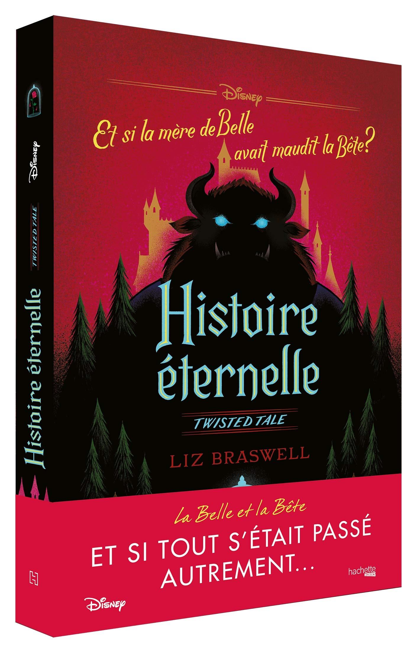Disney Roman - Histoire éternelle Twisted Tales