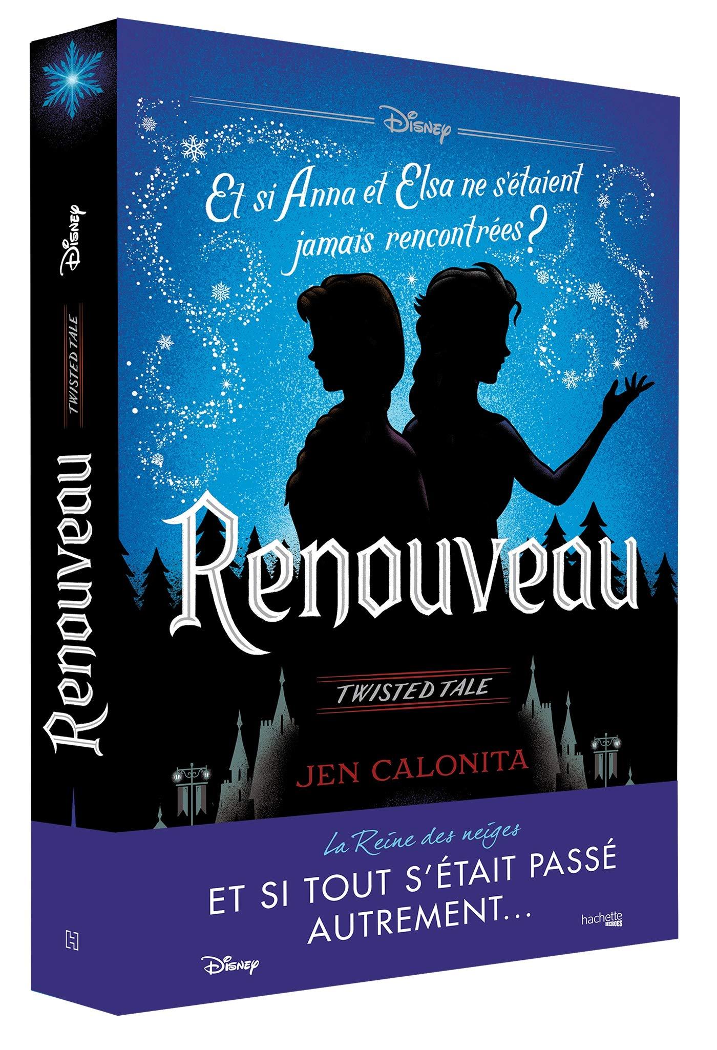 Disney Roman - Le renouveau Edition collector Twisted Tales