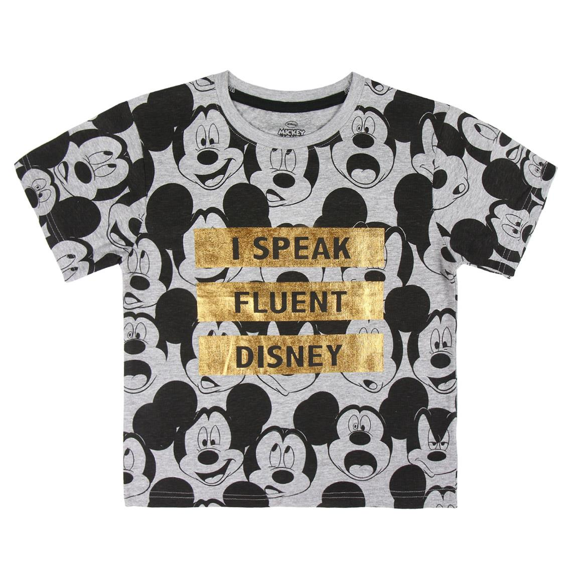 Tee Shirt Enfant Mickey