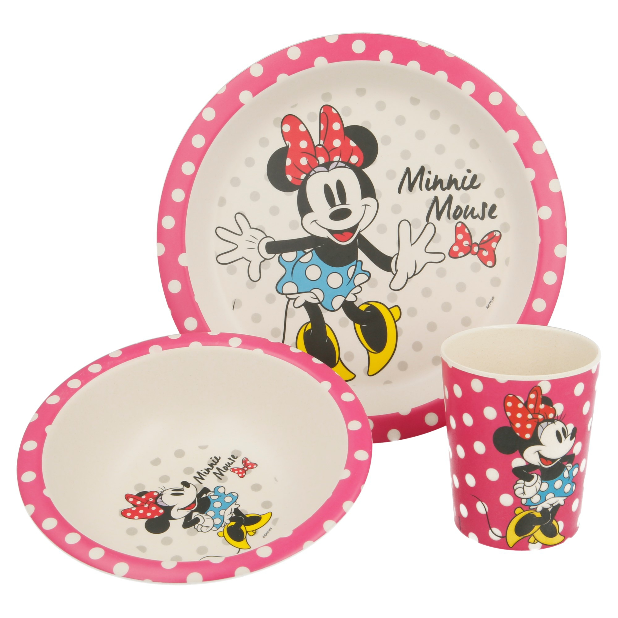 Coffret Bamboo Minnie