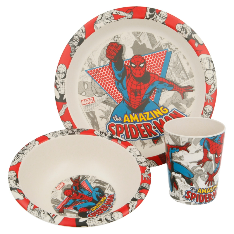 Coffret Bamboo Spiderman