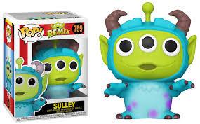 POP 759 - Alien Remix Sulley
