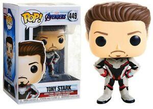 POP 449 - Bobble Head Tony Stark
